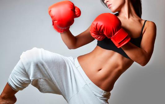 Kick boxing junior corpea